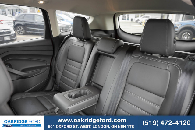 2017 Ford Escape SE, LOADED LEATHER, MOON ROOF, NAVIGATION, RARE 2.0 L
