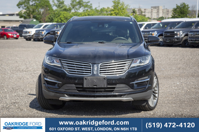 2016 Lincoln MKC Reserve, HARD TO FIND FULLY LOADED 2.3 L RESERVE MKC WITH TECH P
