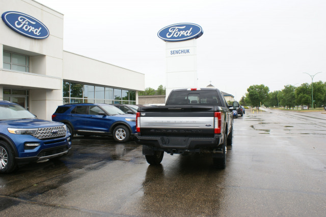 2019 Ford F-350 Limited