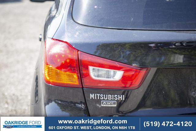 2015 Mitsubishi RVR SE