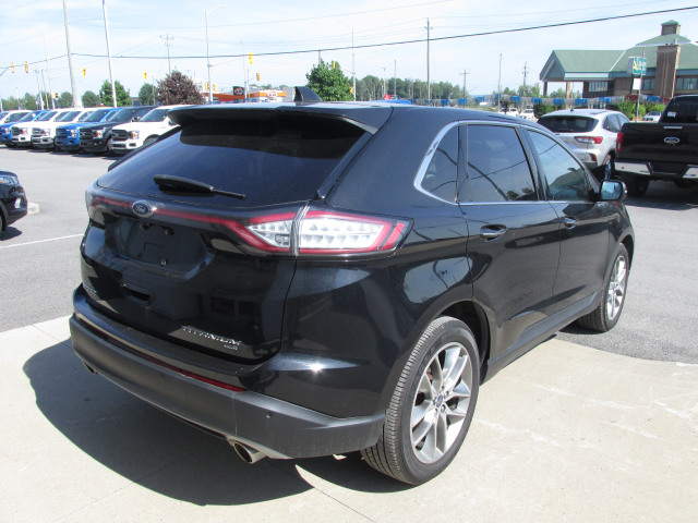 2015 Ford EDGE CANADIAN TOURING PACKAGE(ROOF&NAV)-20 INCH WHEELS