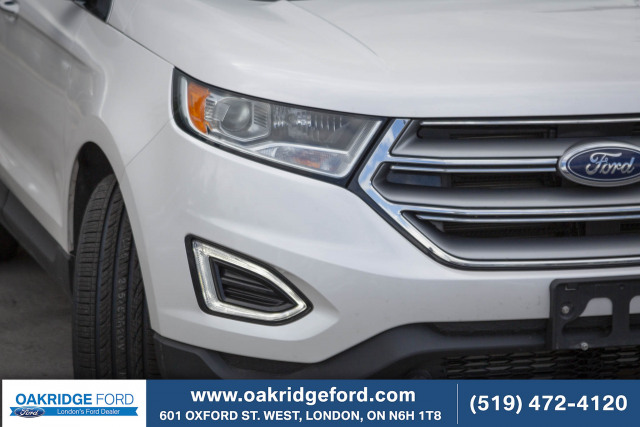 2017 Ford Edge Titanium, CANADIAN TOURING PACKAGE, HEATED AND COOLED SEATS!