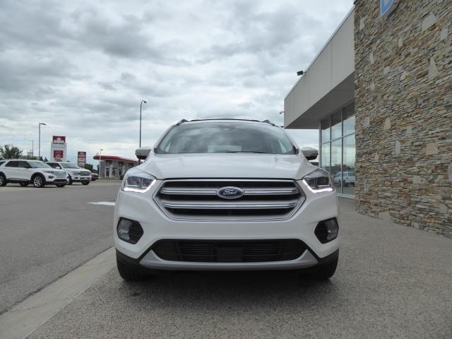 2018 Ford Escape TITANIUM 4WD W/ 2.0L ECOBOOST ENGINE