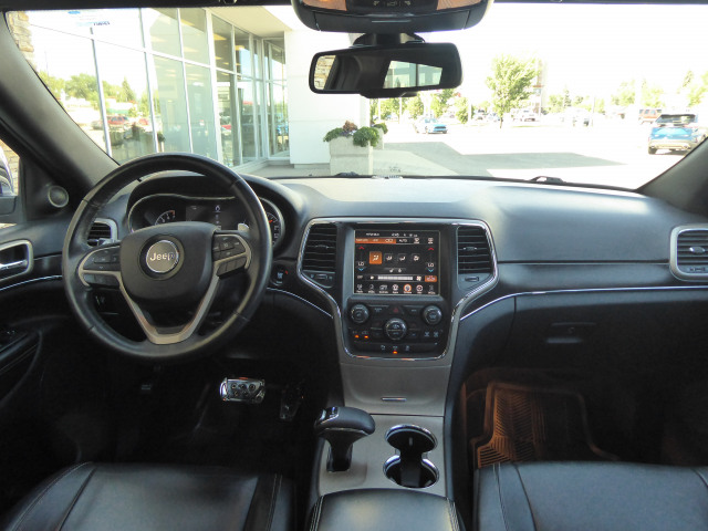 2014 Jeep Grand Cherokee Limited 4WD w/ 3.6L V6 Engine