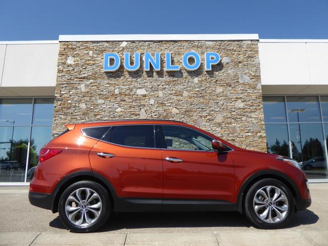 2015 Hyundai Santa Fe Sport Sport Premium w/ 2.0L Turbo Engne