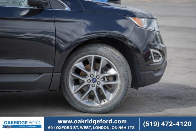2015 Ford Edge Titanium, FULLY LOADED TITANIUM, HEATED AND COOLED SEATS