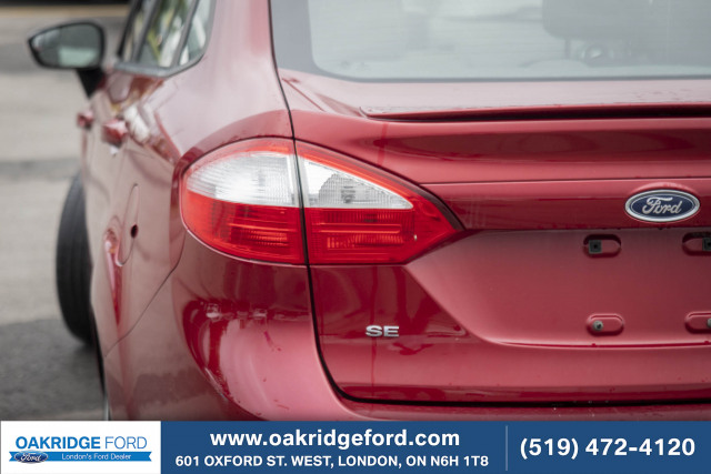 2015 Ford Fiesta SE, Bluetooth, Voice Activated Sync, Fuel Economy Plus! AS IS  S