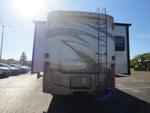 2011 Ford F-53 Motor Home Chassis Base DRW