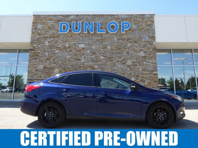 2017 Ford Focus SE FWD W/ 2.0L ENGINE