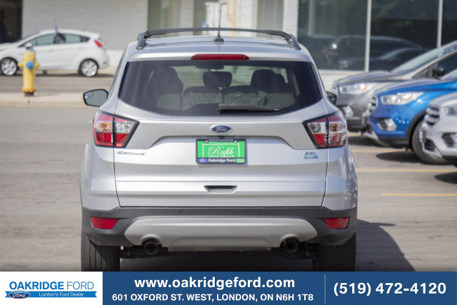 2018 Ford Escape SEL, Nice SEL with Canadian Touring Package, Moon Roof, Navigati