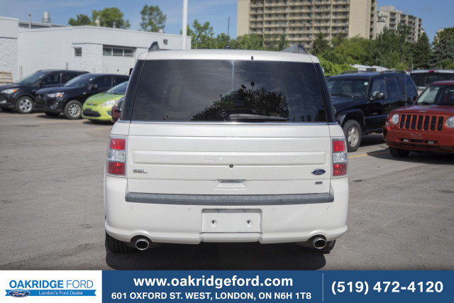2013 Ford Flex SEL, Ultimate Family Vehicle, leather, glass roof, AWD