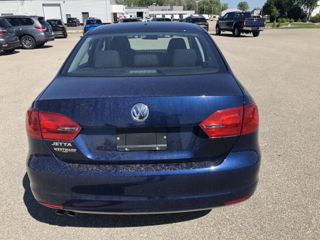 2012 Volkswagen Jetta 2.0 Comfortline