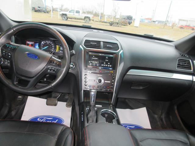 2016 Ford Explorer 4WD Sport