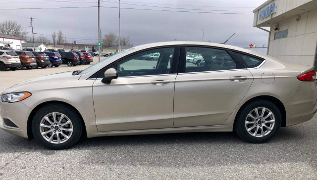 2017 Ford Fusion S  Stephenville