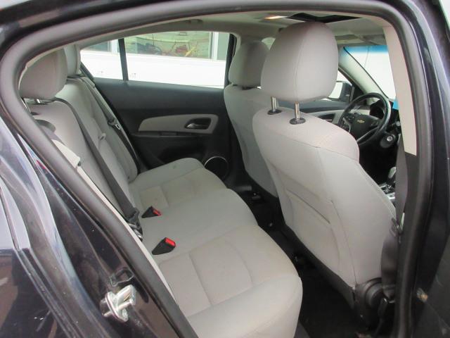 2014 Chevrolet Cruze Sedan 1LT