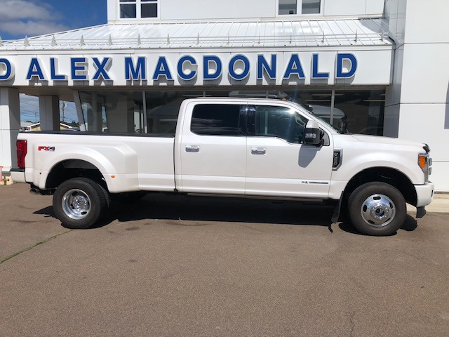 2019 Ford F-350 DRW/