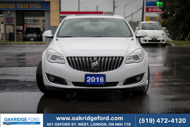 2016 Buick Regal Premium, Luxury Model with leather, moon roof much more