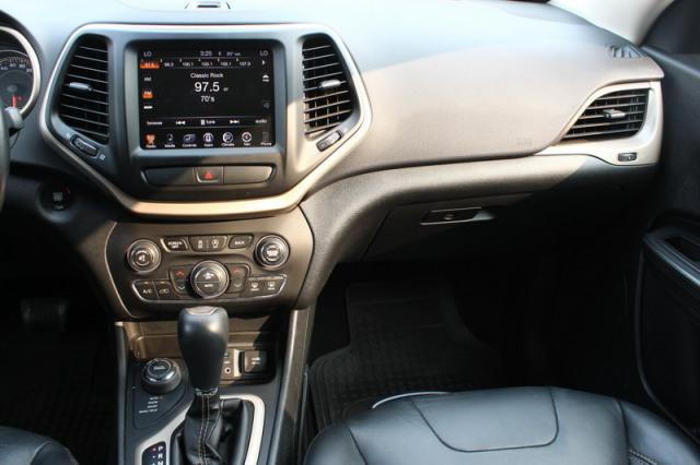 2016 Jeep Cherokee Limited