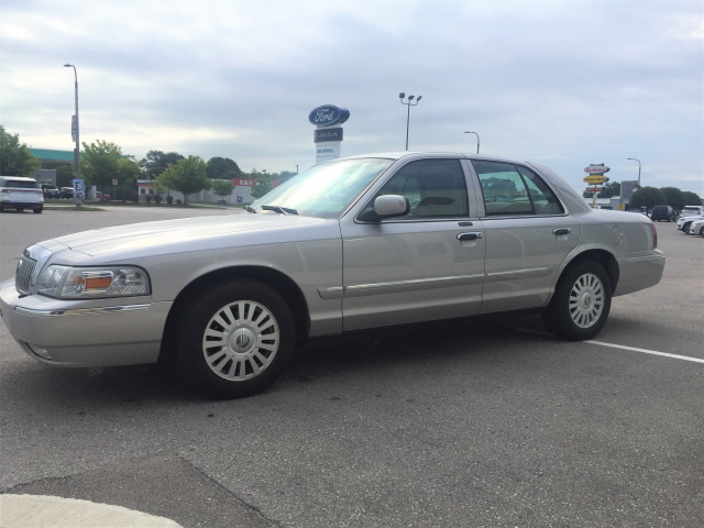 2008 Ford Grand Marquis LS Ultimate