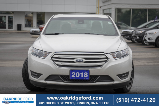 2018 Ford Taurus Limited, Only 19 k, hurry this gem wont last