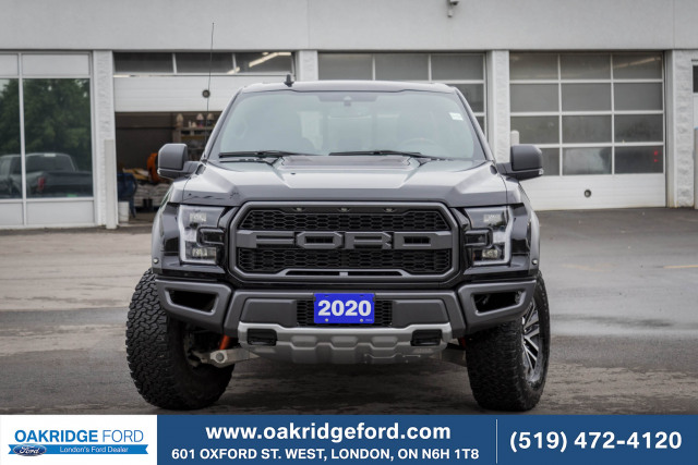 2020 Ford F-150 Raptor Lease for $749* per month. Not available for Export.