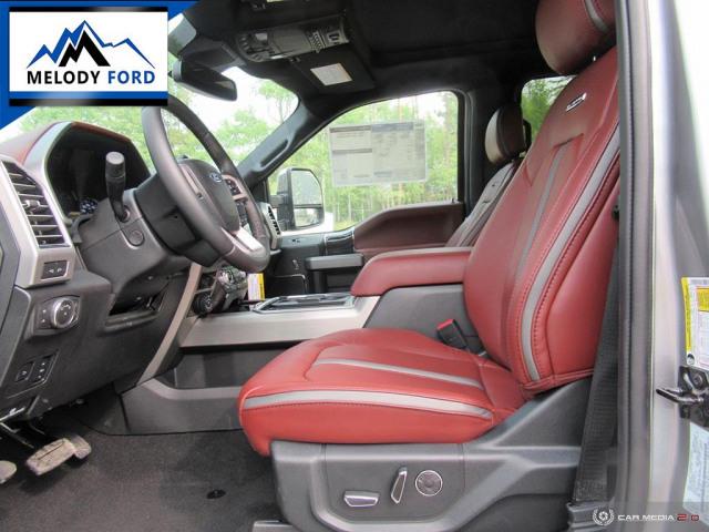 2020 Ford Super Duty F-350 SRW Platinum