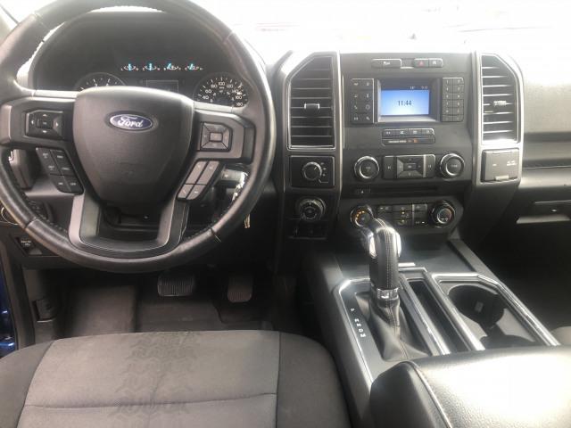 2018 Ford F-150 STYLESIDE SUPERC