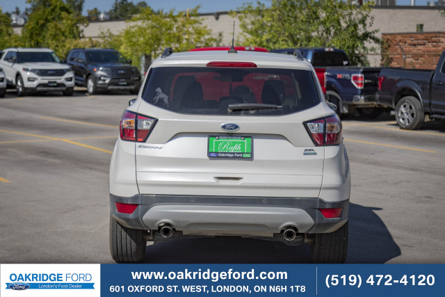 2018 Ford Escape SEL, Only 23k! Gorgeous White Platinum Tri Coat. Hurry this will