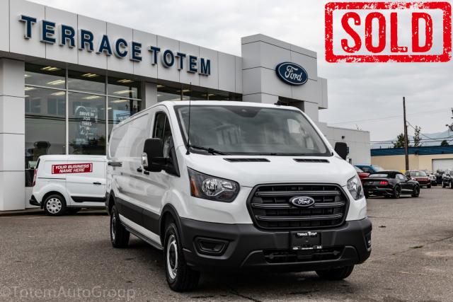 2020 Ford Transit Cargo Van T-150 Low Rf 8670 GVWR RWD