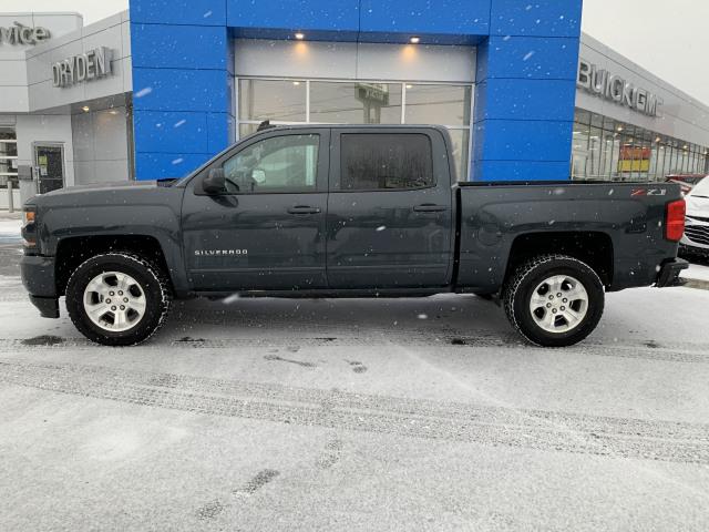 2018 Chevrolet Silverado 1500 LT w/2LT