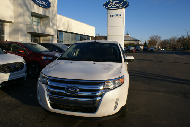 2013 Ford Edge Limited