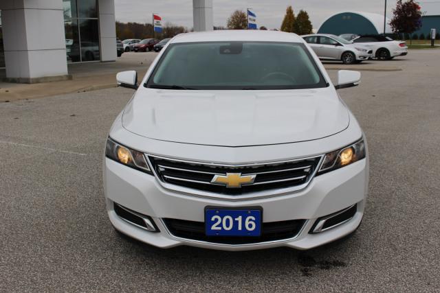 2016 Chevrolet Impala LT w/2LT