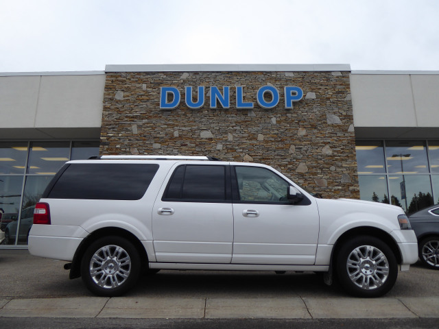 2011 Ford Expedition MAX Limited AWD w/ 5.4L Triton V8 Engine