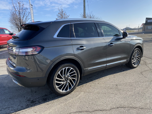 2019 Lincoln Nautilus Reserve AWD