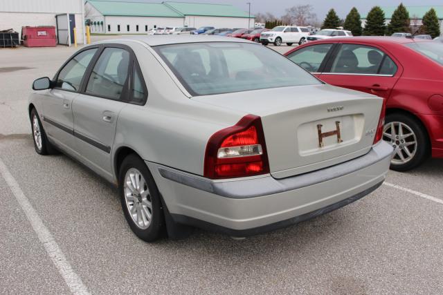 2001 Volvo S80 T6
