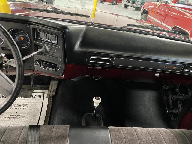 1977 GMC Sierra Flareside 4x4