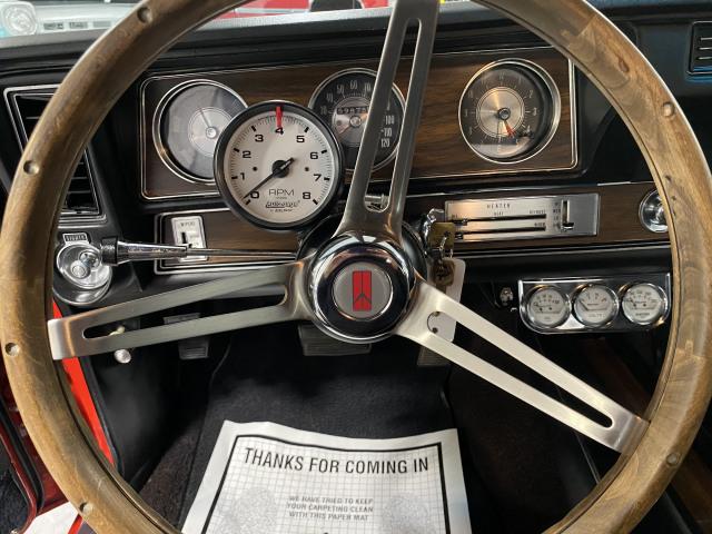 1971 Oldsmobile Cutlass 442 W-30
