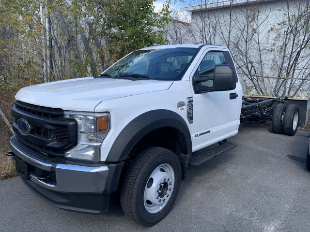 2020 Ford F-550 Chassis Cab XL