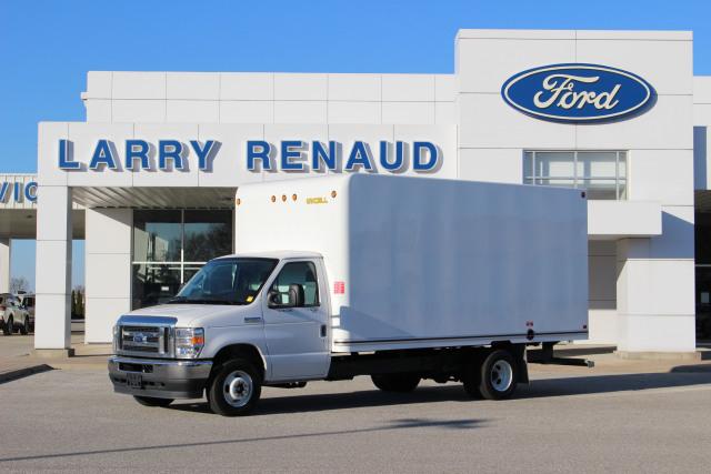 2021 Ford Econoline Cutaway BASE