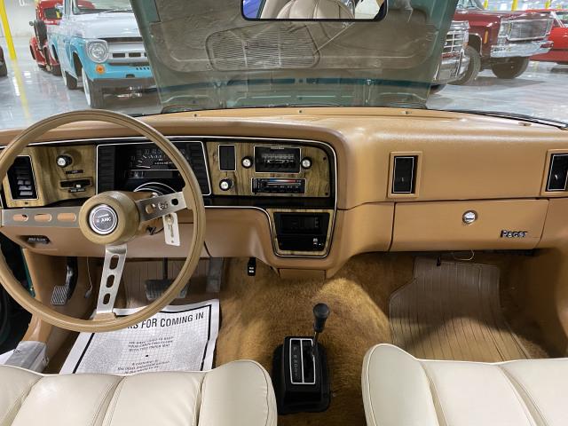 1975 AMC Pacer X