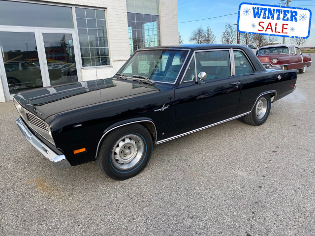 1969 Plymouth Valiant Signet