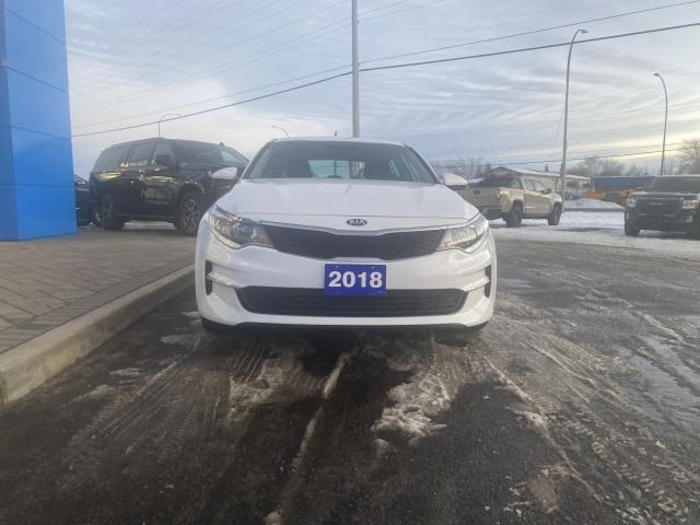2018 Kia Optima LX