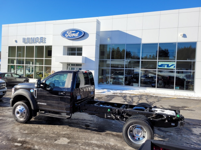 2021 Ford Chassis Cab F-600 XLT