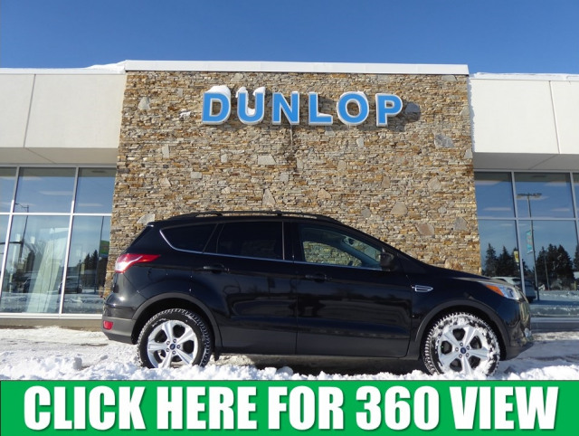 2015 Ford Escape SE 4WD w/ 2.0L EcoBoost Engine