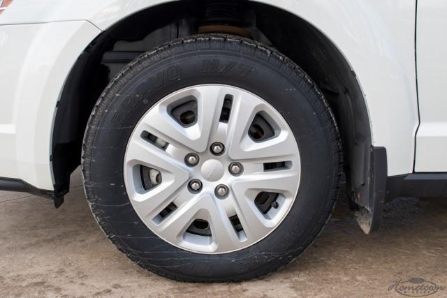 2017 Dodge Journey CVP/SE