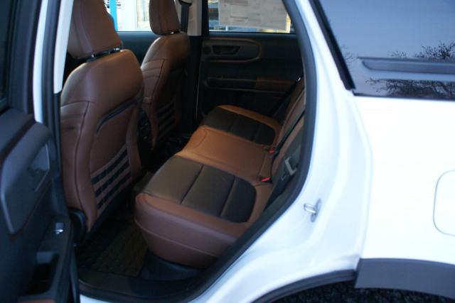 21 Ford Bronco Sport Badlands