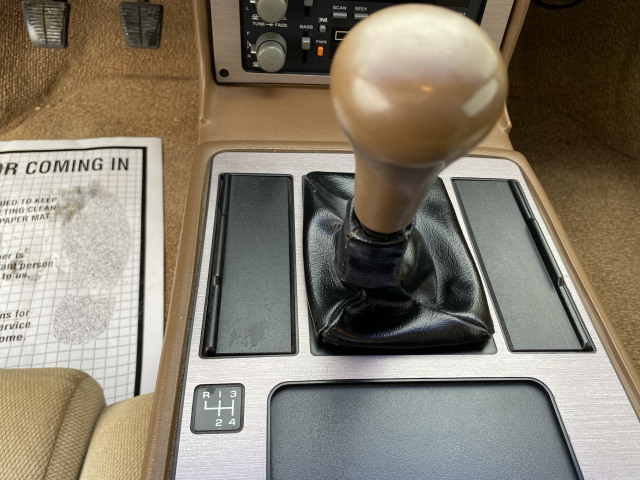 1986 Pontiac Fiero SE 2M6