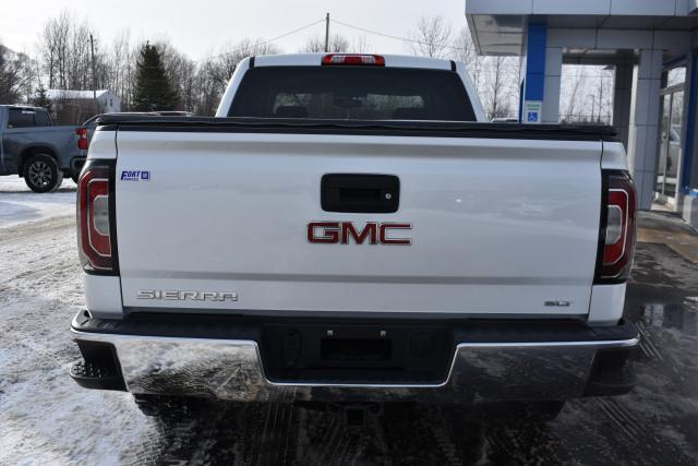 2018 GMC Sierra 1500 SLT 4WD