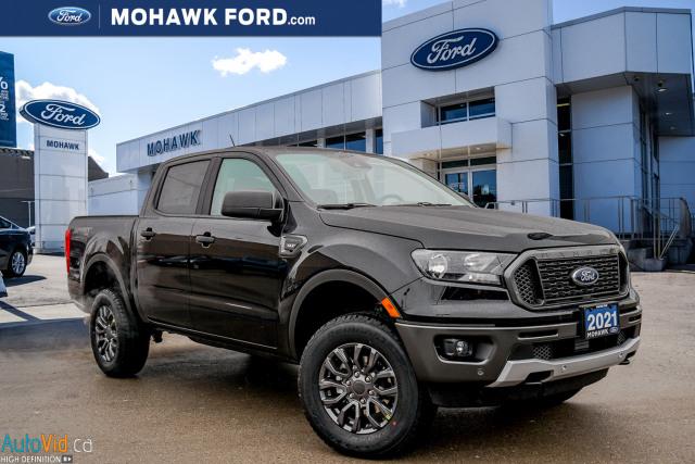 2021 Ford Ranger Sport
