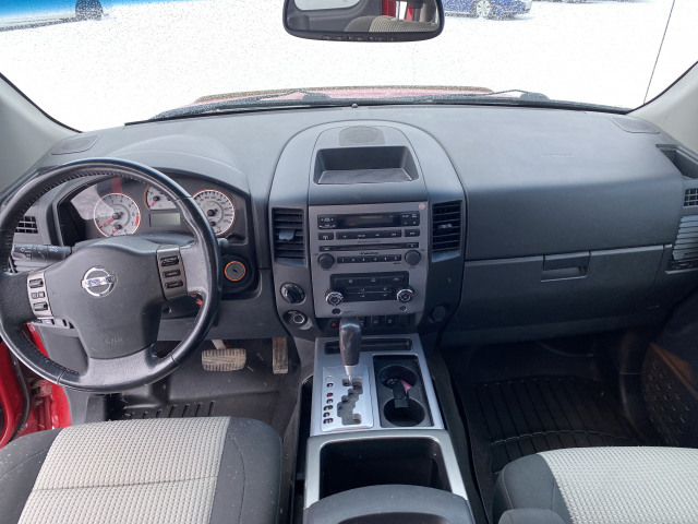 2011 Nissan Tital S PRO-4X